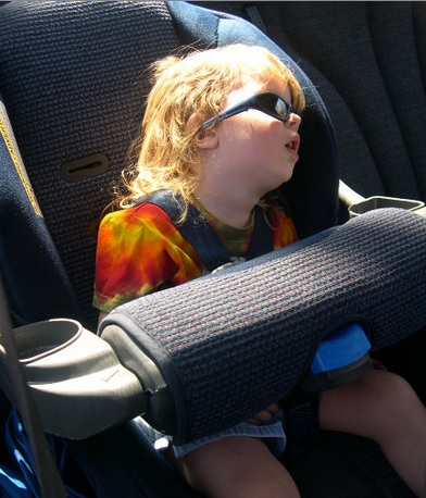 Car Accidents – How To Keep My Child Safe From Whiplash